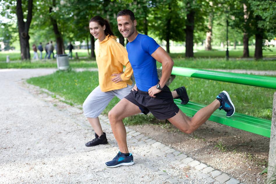 kosthold og treningsplan
